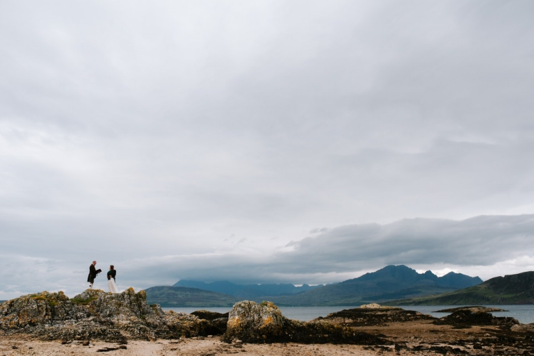 elopement photography and video package europe